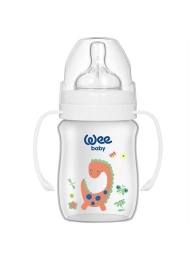 Wee Baby Wee Baby Klasik Geniş Agızlı Kulplu Pp Biberon 150 Ml 137 Beyaz